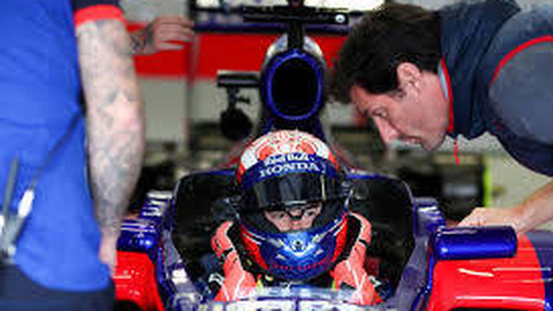 ¡Esta vez no entro en la curva!. Cómo impresionó Marc Márquez a bordo de un F1