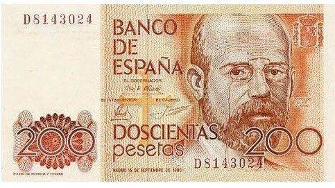 Los españoles aún conservan pesetas por valor de 1.610 millones de euros