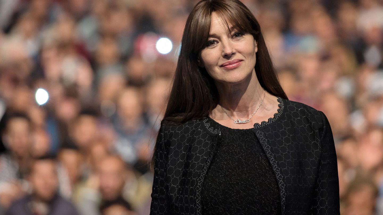 Monica Bellucci y su sensualidad eterna.  (EFE)