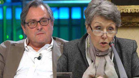 Marhuenda critica el exterminio de periodistas por Rosa María Mateo en TVE