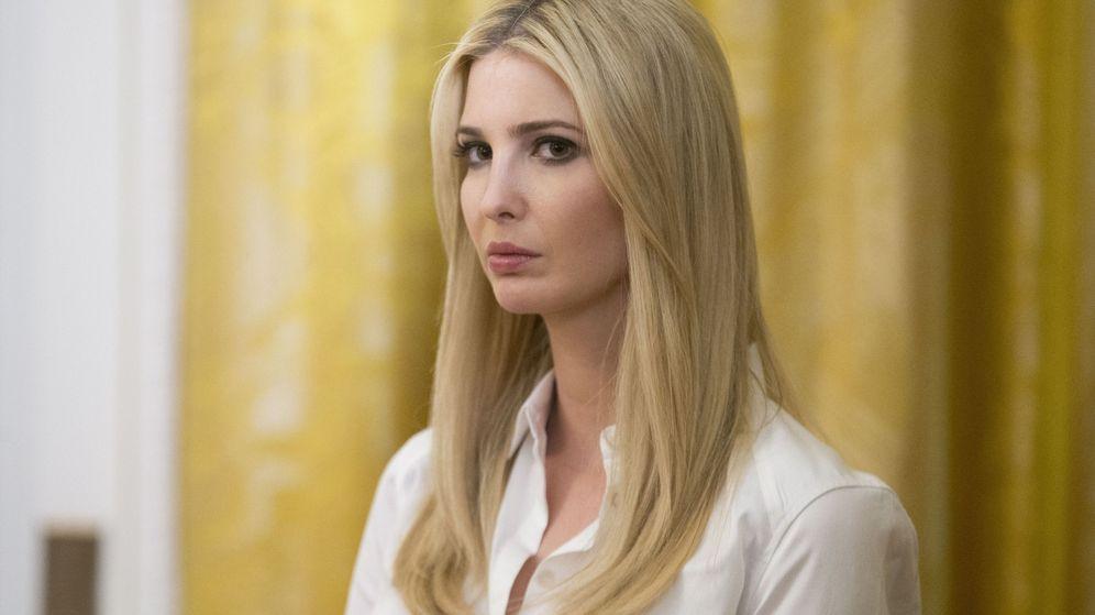 Foto: Ivanka Trump abandona su carrera en la moda. (EFE)