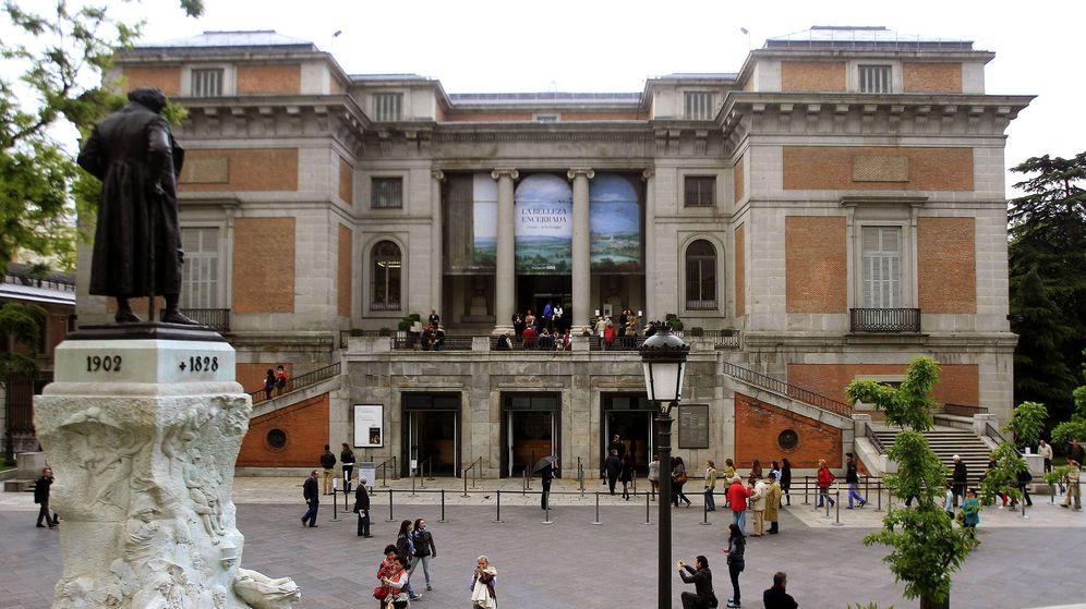 Foto: Museo del Prado, en Madrid. (EFE)