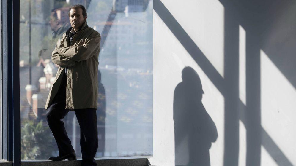 Foto: El periodista Fernando Rueda, autor de 'La Casa II' (Pablo Viñas)