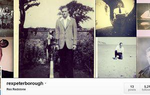 El 'abuelo de Instagram': a los 85 años, rememora su vida foto a foto