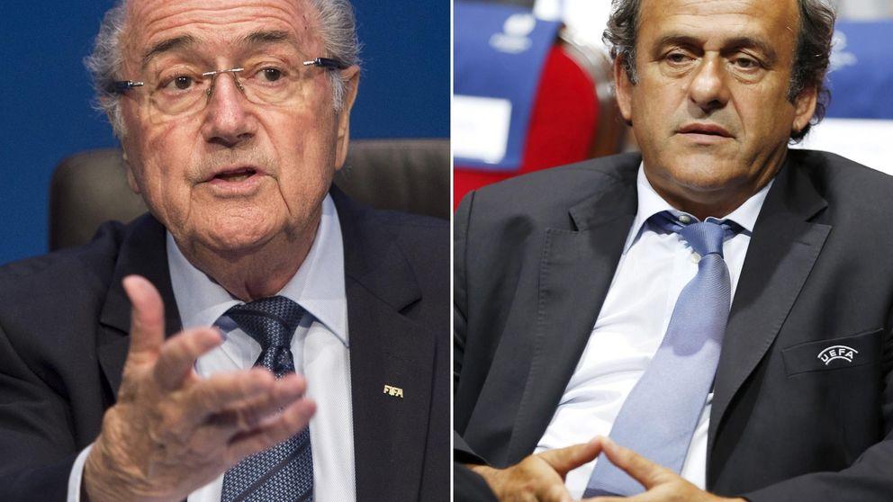 La Comisión de Ética de la FIFA juzgará a Blatter y Platini el 16 de diciembre