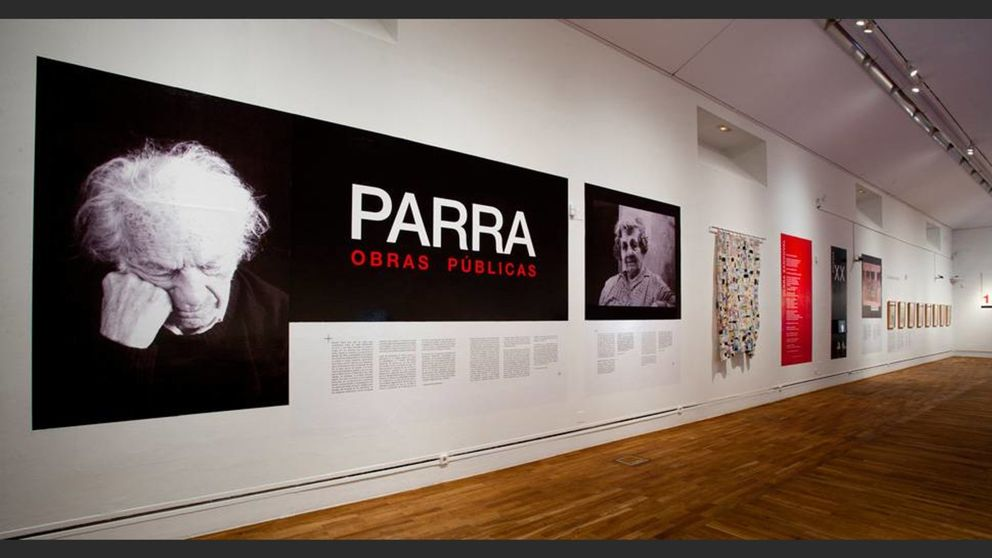 Nicanor Parra. Obras públicas