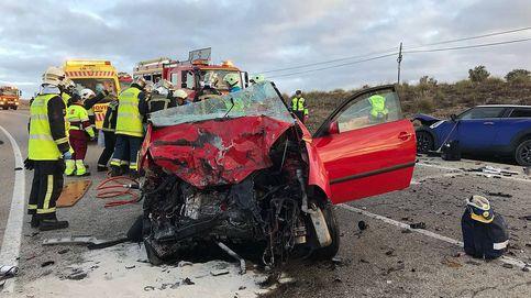 La sangría de víctimas de accidentes de tráfico sigue creciendo en España