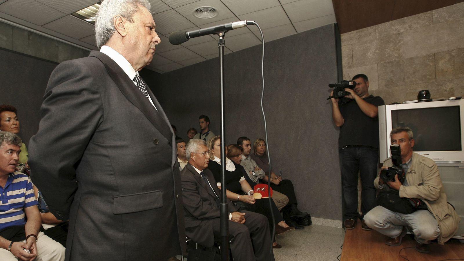 Foto: El constructor Francisco Hernando 'el Pocero'. (EFE)