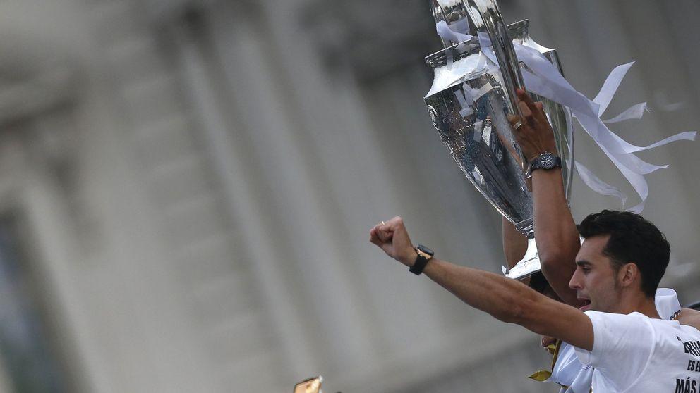 El espartano Álvaro Arbeloa está a un paso de fichar por el decadente Milan