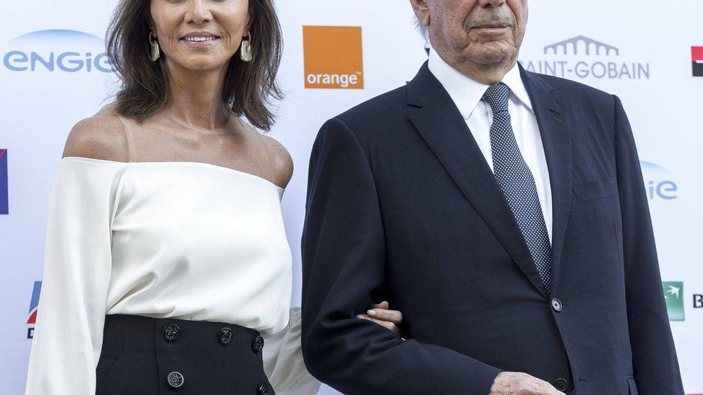 Isabel Preysler niega su crisis con Vargas Llosa: Esos rumores solo quieren hacer daño