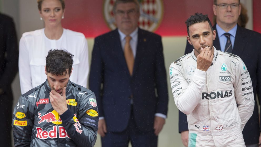 A Red Bull le explotó en Mónaco hasta el globo de Verstappen