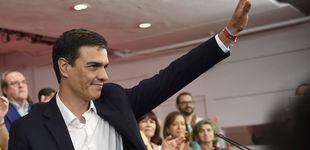 Post de Los paparazzi convierten a Pedro Sánchez en personaje del corazón