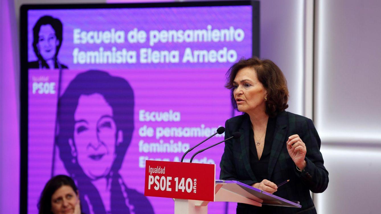 Calvo refleja tensión con Redondo: Moncloa no tiene gestión; Vicepresidencia, sí