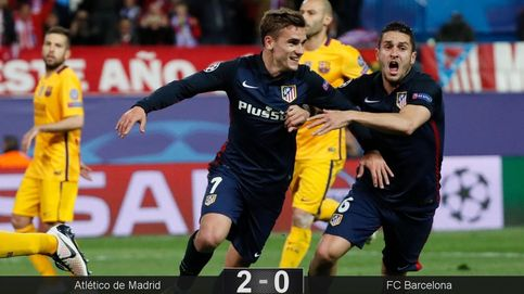 El Atlético no dejó de creer y por fin ganó; a este Barça ya nadie se lo cree