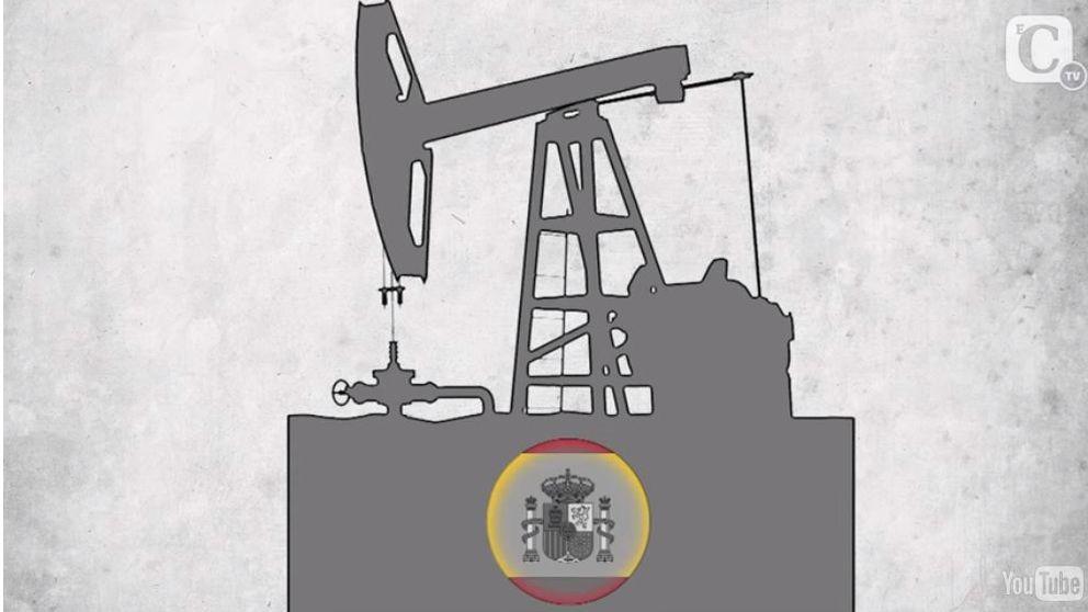 Producto Interior Crudo: 4.664 barriles al día de petróleo con pasaporte español