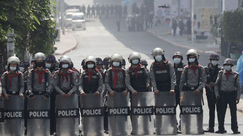 Protestas y cargas nocturnas en Birmania: la ONU alerta de más de 900 detenidos