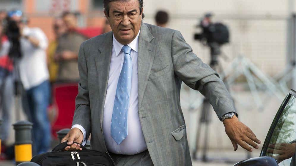 Foto: El exdirigente popular y exvicepresidente del Gobierno Francisco Álvarez-Cascos. (EFE)