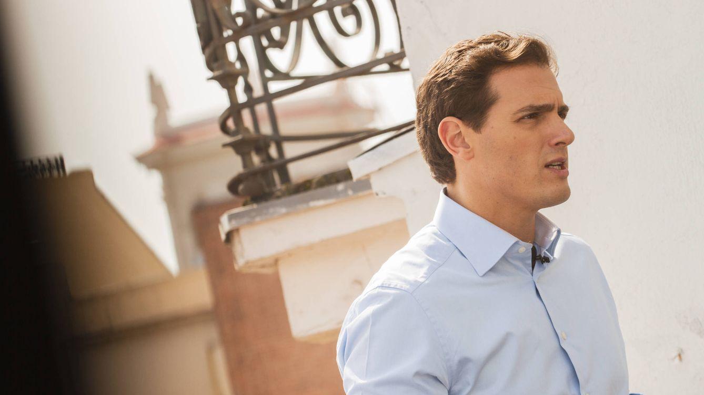 La estrategia de Rivera para el debate: adaptar el tono y confrontar con Sánchez