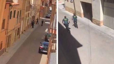 Detenido el 'Rambo de Requena' en Teruel tras herir de un disparo a un guardia civil