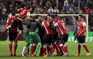 El Racing reina en la Copa al dejar en la cuneta a un triste Sevilla