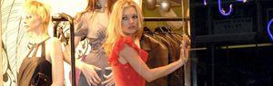 Kate Moss planea lanzar una línea de productos para el cuidado del cabello