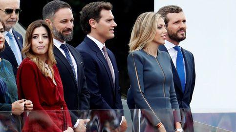 Los partidos se centran en el desbloqueo y evitan Cataluña en vísperas de la sentencia