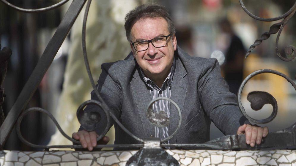 Foto: El periodista Josep Cuní. (EFE)