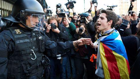 Fuerzas de Seguridad: Cataluña va a un escenario de violencia de baja intensidad