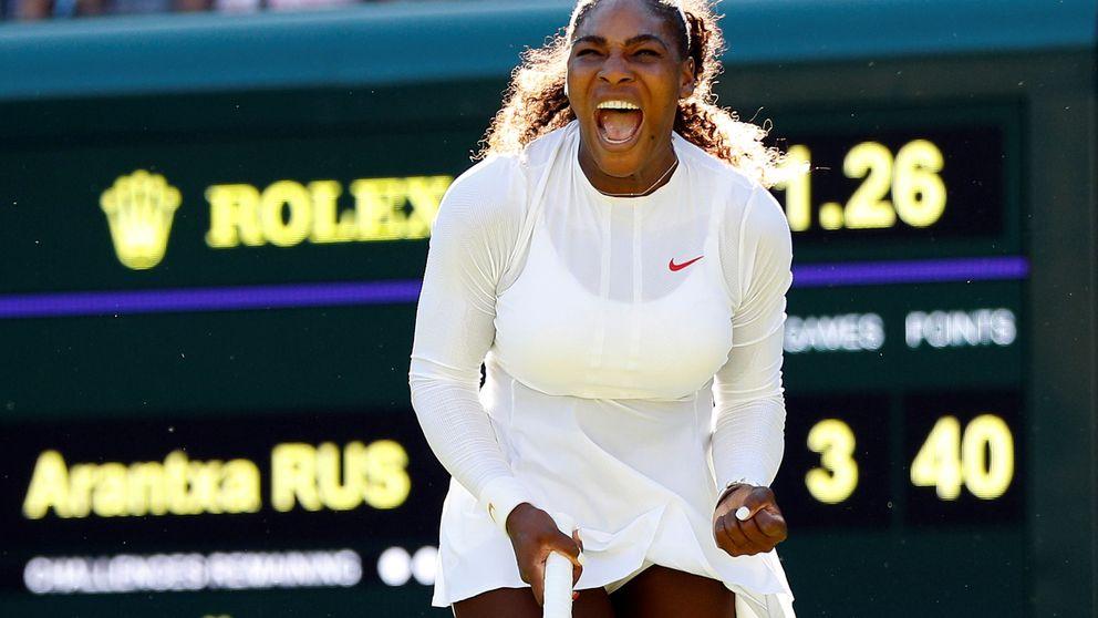La enseñanza de Serena Williams para triunfar en tu vida diaria