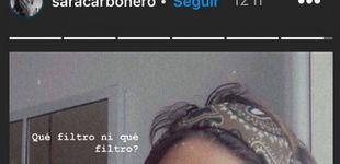 Post de Sara Carbonero, así debes cuidar tu pelo corto de la raíz a las puntas