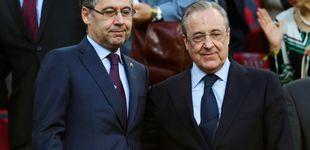 Post de La negativa del Real Madrid a cambiar el Clásico por la crisis del 'procés'