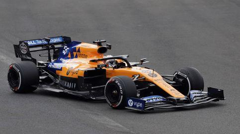 Resultado Libres 1: Carlos Sainz no tiene rival y Hamilton marca el ritmo en México