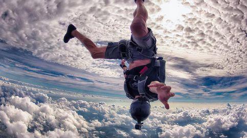 Una caída de 3.000 metros para dar con el dueño de una GoPro perdida