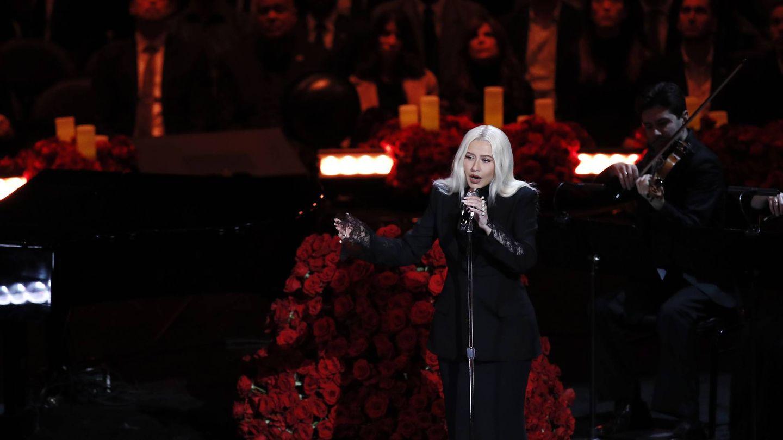 Christina Aguilera. (EFE)