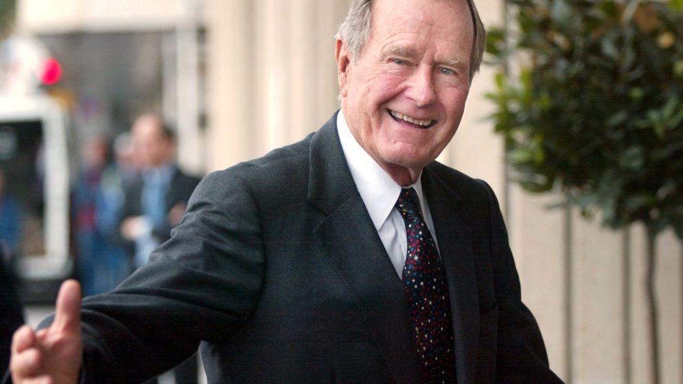 Muere el expresidente de Estados Unidos George H. W. Bush a los 94 años