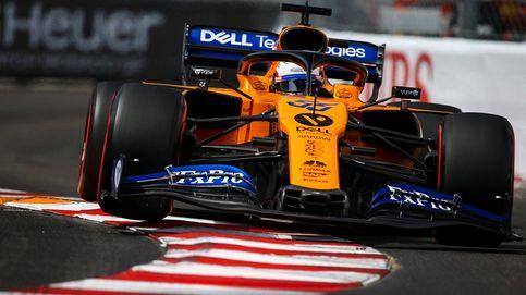 Carlos Sainz mantiene un año más su romance con las calles de Mónaco