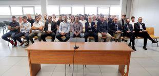 Post de Levante-Zaragoza: absuelven a los jugadores, pero condenan a directivos por falsedad