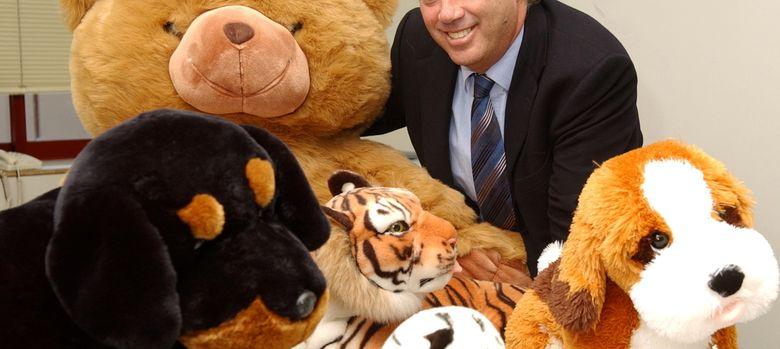 Foto: Antonio Urcelay, consejero delegado de Toys 'R' Us