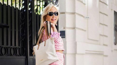 La estrategia de Carmen Lomana para vender su colección de bolsos