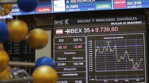 El Ibex sucumbe por novena vez consecutiva, algo que no sucedía desde 2011