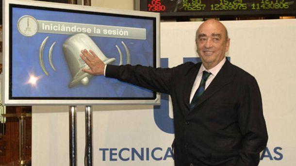 Foto:  José Lladó, presidente de Técnicas Reunidas. (EFE)