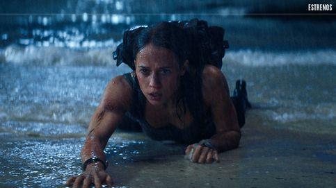 'Tomb Raider': un pastiche para el lucimiento de Alicia Vikander