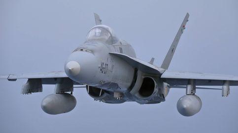 Combate aéreo sobre Canarias: los cazas más potentes de la OTAN se ponen a prueba