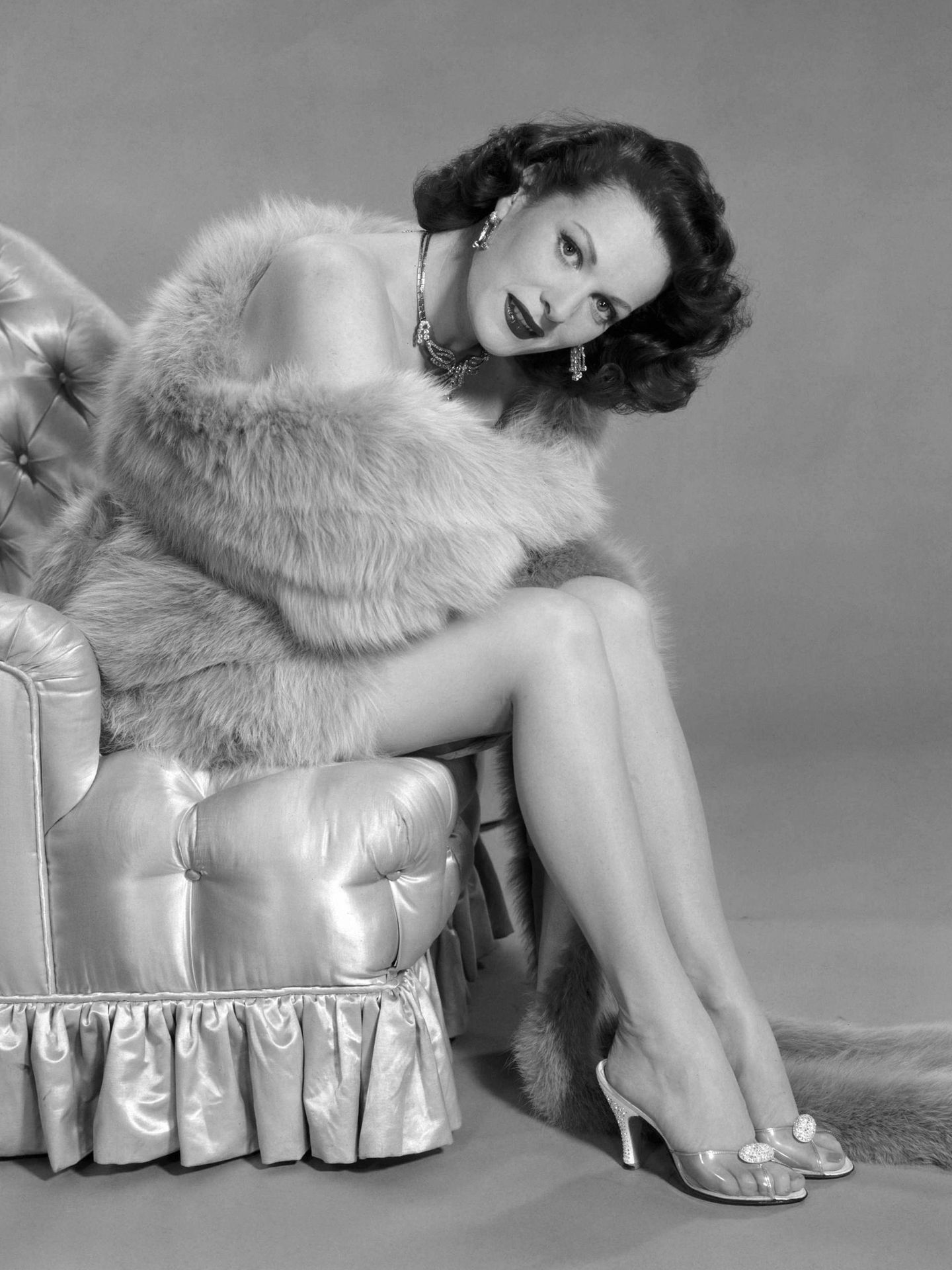 Maureen O'Hara, en 1952. (CP)