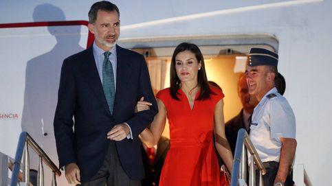 Los Reyes inician su viaje oficial a Estados Unidos