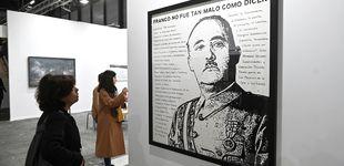 Post de Franco, Juan Carlos I y algún cerdo: así es ARCO 2020