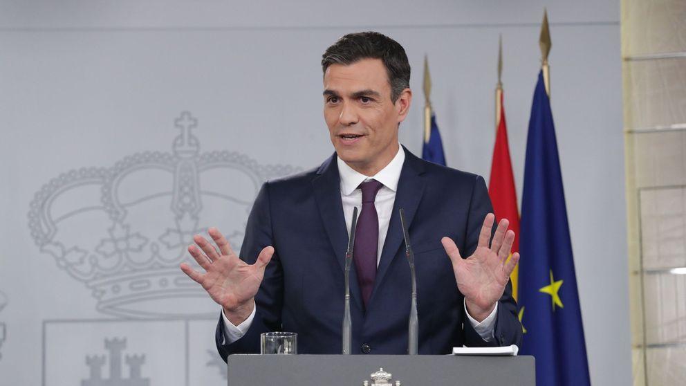 Pedro Sánchez, sobre su viaje al FIB en avión oficial: Es una falsa polémica