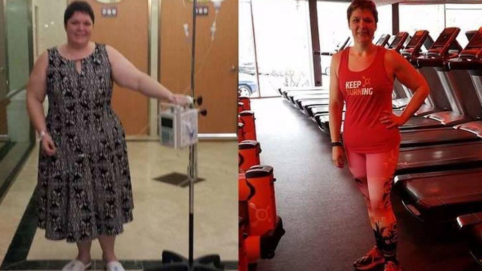 Los dos cambios que consiguieron que esta mujer perdiese 50 kilos