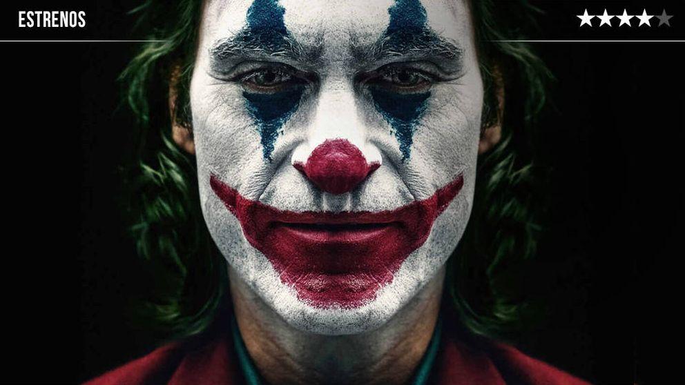 'Joker': sórdida, incendiaria y absolutamente recomendable