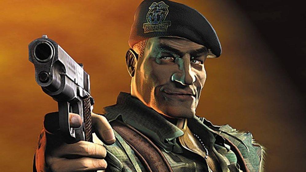 Foto: El boina verde, uno de los personajes principales de 'Commandos'. (Pyro Studios)